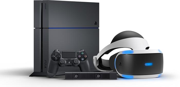 Test Playstation VR PS4