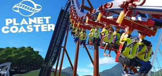 Test de Planet Coaster