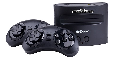 Test Sega Megadrive At Game