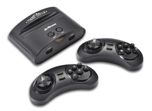 Sega Megadrive At Game