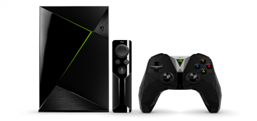 Test de la Nvidia Shield