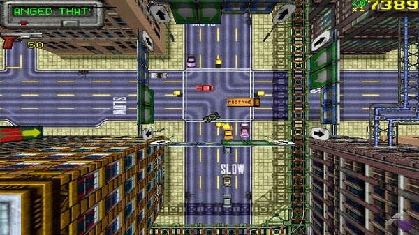 Test de Gran Theft Auto sur PC et Playstation