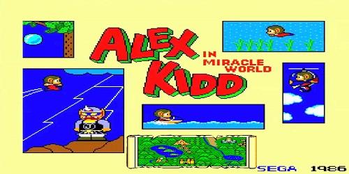 Test de Alex Kidd in a miracle world