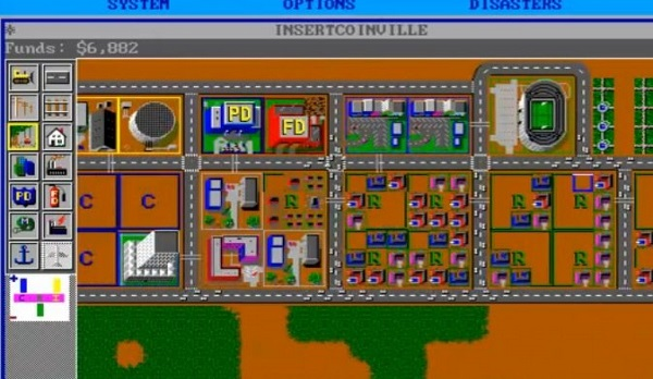 Test de Sim City CLassic