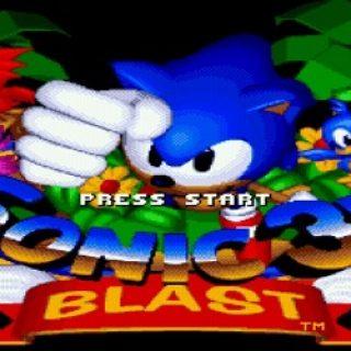 Test de Sonic 3D