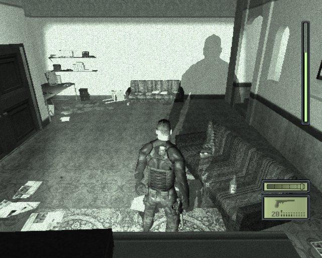 Test de Splinter Cell sur Xbox