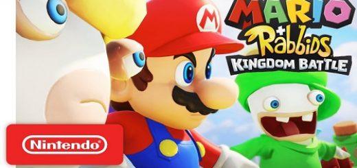 test de Mario + The Lapins Crétins: Kingdom Battle