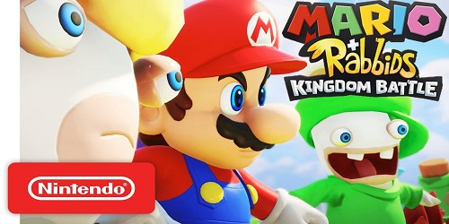 test de Mario + The Lapins Crétins: Kingdom Battle