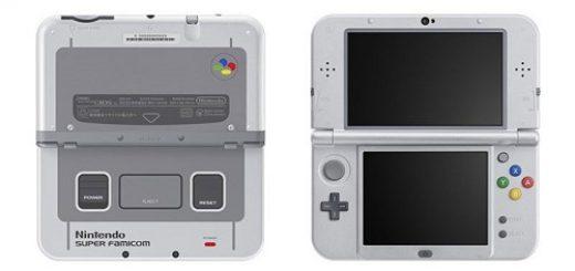 precommander new 3DS XL super nintendo edition