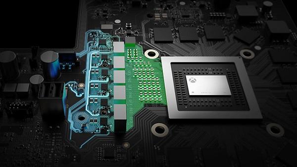 Test de la Xbox One X
