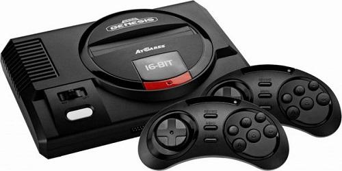 Test Sega Megadrive Mini HD