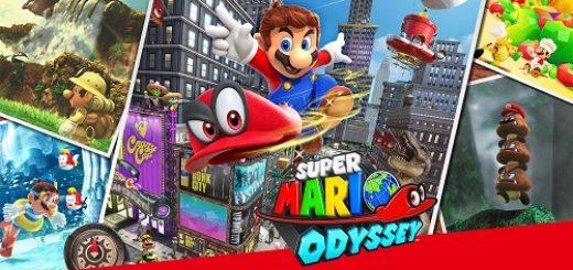 Test de Super Mario Odyssey