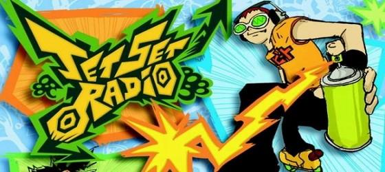 test de jet set radio sur dreamcast
