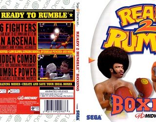 Test de Ready 2 Rumble