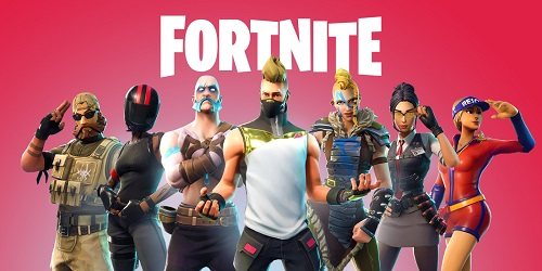Test de FOrtnite sur Nintendo Switch