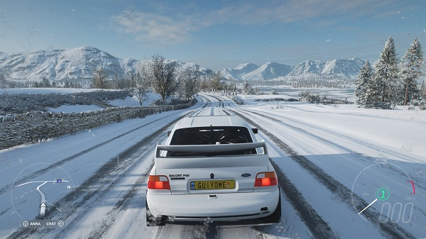 Test Forza horizon 4