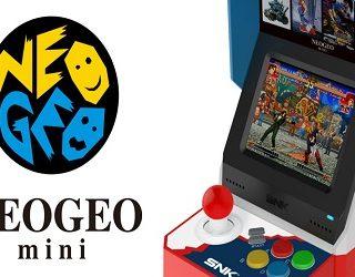 Test Neo Geo Mini