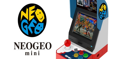 Test Neo Geo Mini