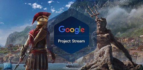 console de jeux google