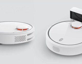 test du Xiaomi mi Robot Vacuum Cleaner 1