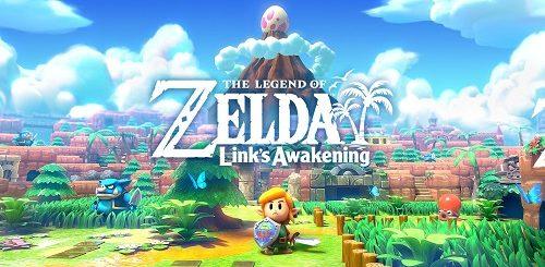 avis sur The Legend Of Zelda Link's Awakening