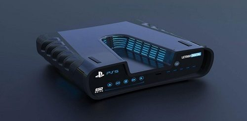 CONFIGURATION PLAYSTATION 5