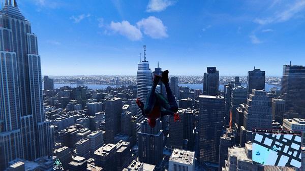 Test de Spider-Man Miles Morales