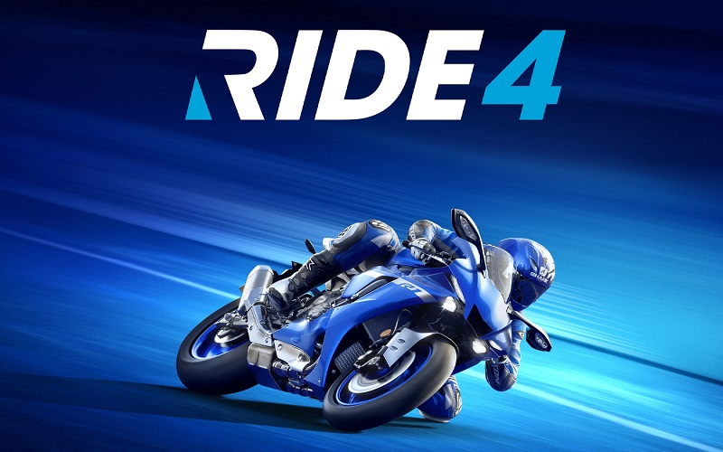 test de ride 4 sur PS5