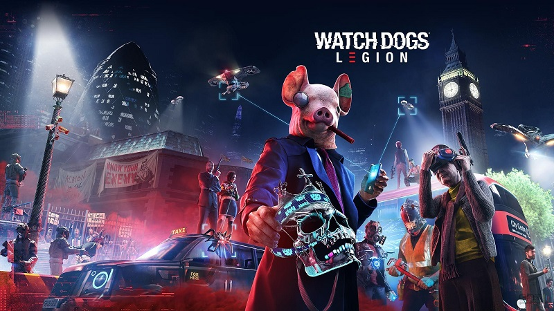 test de watch dogs legion