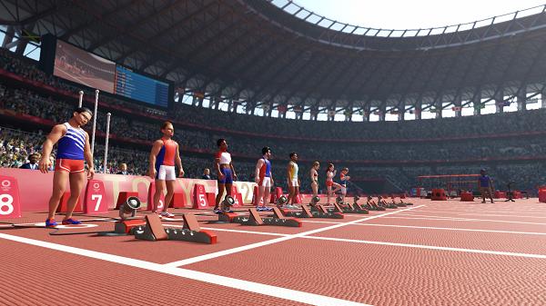 test Jeux Olympiques de Tokyo 2020 - Le jeu vidéo officiel