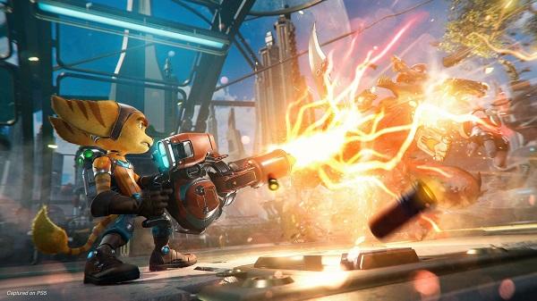 test de Ratchet & Clank: Rift Apart
